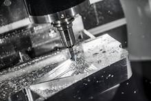 Metalworking CNC Milling Machi...