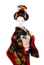 Japanese Doll Geisha
