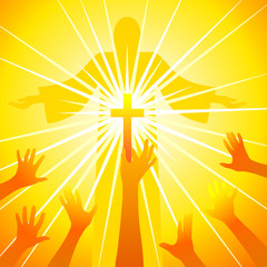 Naklejka Religia i Kultura Light