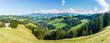 Wandern durch die Biosphäre Entlebuch, Napf, Schweiz