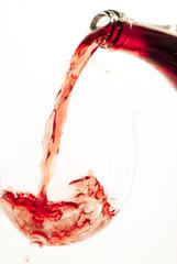 Panel Szklany Rotweinglas