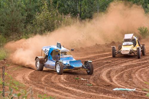 Fotografía  Автокросс / autocross