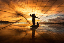 Fishing With Nets.