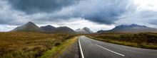 Isola Di Skye, Panorama Su Strada