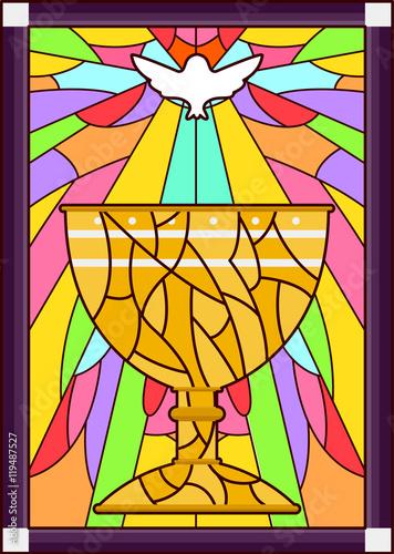 witraze-chalice-dove
