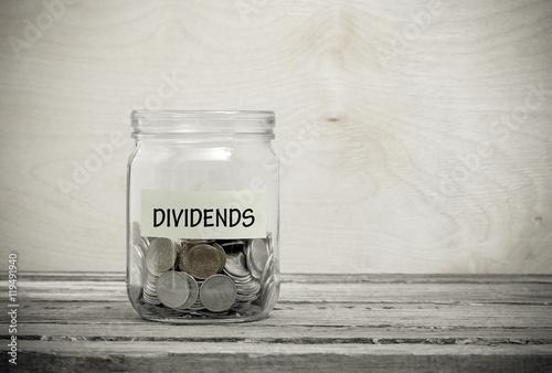 Cuadros en Lienzo  dividends