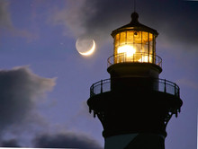 Cape Hatteras Lighthouse At Du...