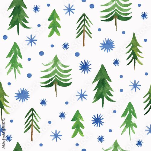Stoffe zum Nähen Weihnachten nahtlose Muster