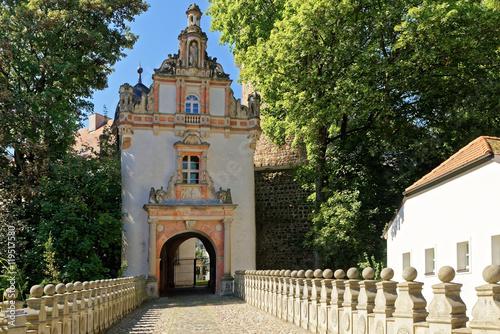 Photo  Wiesenburg - Schloss Wiesenburg