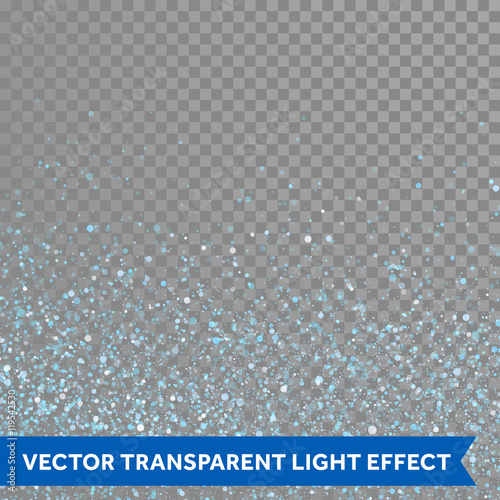 Blue glitter spray texture background Wallpaper Mural