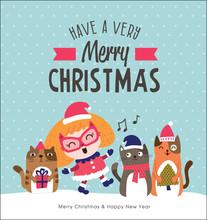Christmas Card/ Poster