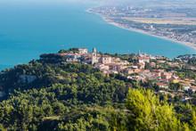 Sirolo, Aerial View