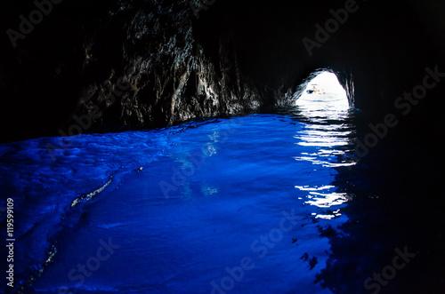 Fotografie, Obraz  Grotta Azzurra - Capri