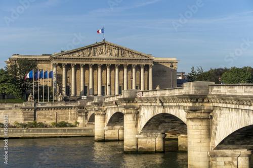 Valokuva  Assemblée Nationale. france