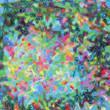 Colori: Effetto fusione di materia