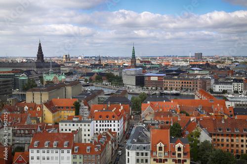 Staande foto Scandinavië Copenhagen, Denmark