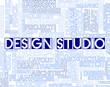 Design Studio Shows Designer Office And Creativity