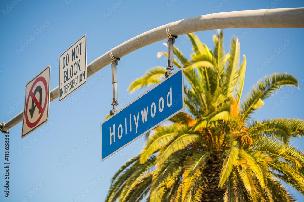 Hollywood unterzeichnen herein Los Angeles, Kalifornien Foto, Poster ...