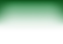 White Emerald Green Gradient Background Vector Illustration