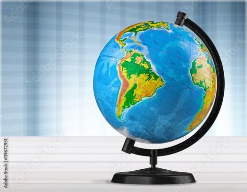 Fotografie, Tablou  Globe.