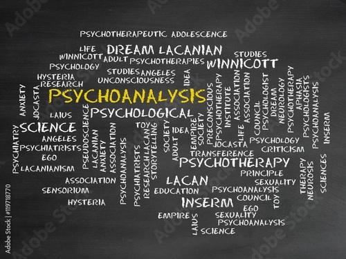 Fotografija  Psychoanalysis