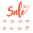 Hand Drawn Sale Banners