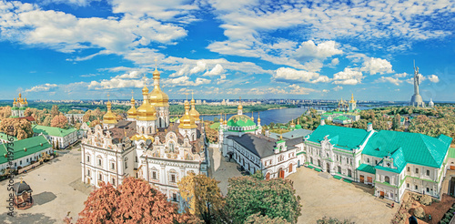 Canvas Prints Kiev Kiev. Ukraine. Kiev Pechersk Lavra.