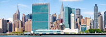 The Midtown Manhattan Skyline