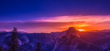 Yosemite National Park Sunrise...