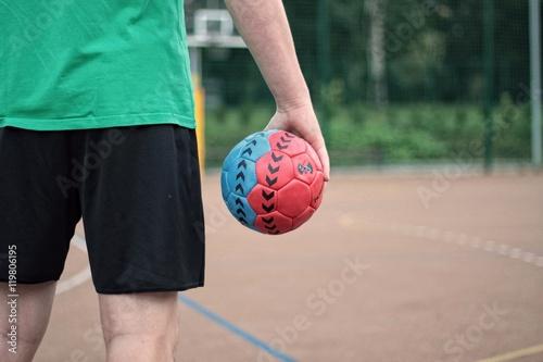 Fototapeta Piłka ręczna obraz