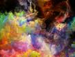 Emergence of Space Nebula