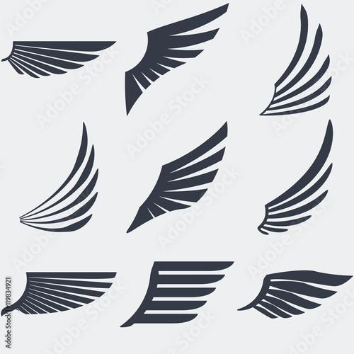 Foto  Vintage-Emblem-Set