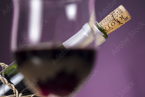 Rioja red wine