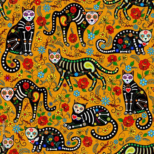 kolorowe-koty-wsrod-kwiatow