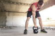 Kettlebell lifting