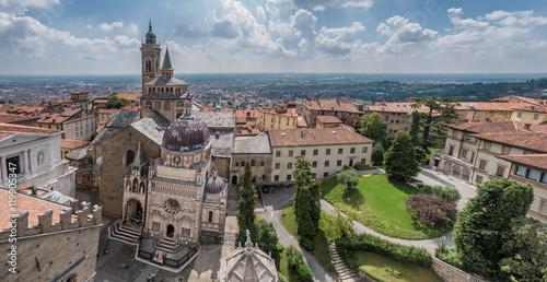 Fotografie, Obraz  Basilica di Santa Maria Maggiore Bergamo, Italy