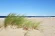 sky over dunes