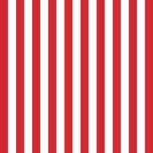 Stripes Bg Red. Vector Art.