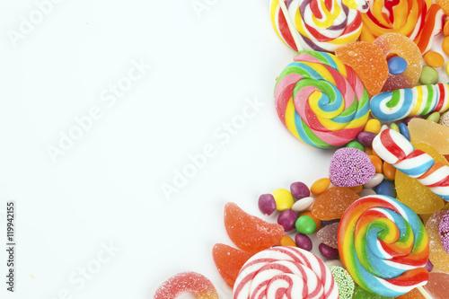Keuken foto achterwand Snoepjes Şekerleme