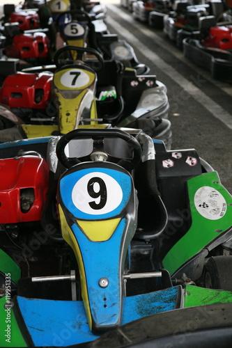 Photo  karting