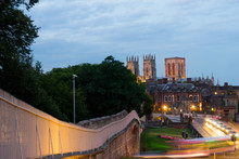 York City & York Minster, Engl.