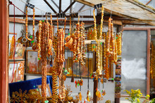 Amber Necklaces And Souvenirs ...