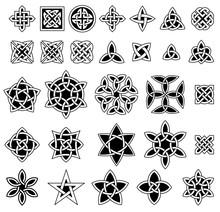 25  Celtic Knots Collection (T...