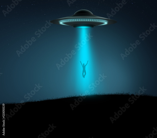 Photo  Alien abduction