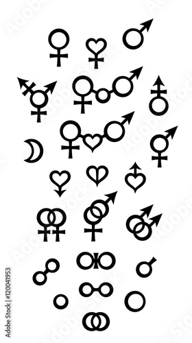 Biological Signs Of The Variety Of Sex Gender Relations And