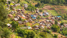 Hill-tribes Villages ,KobDong ...