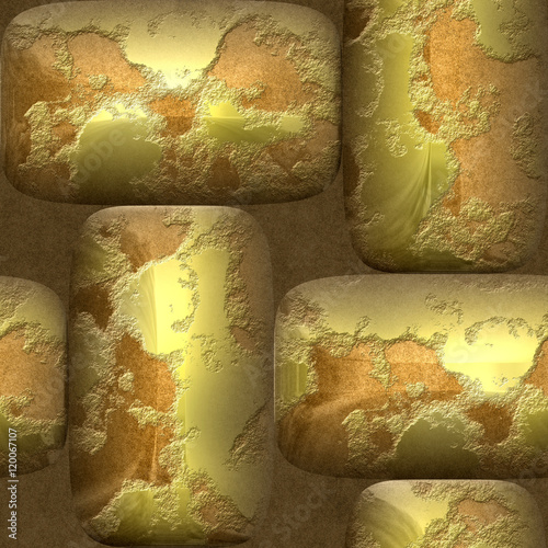 abstrakcjonistyczny-bezszwowy-3d-wzor-round-brylki-mozaika-wzor-kafelki-porysowanych