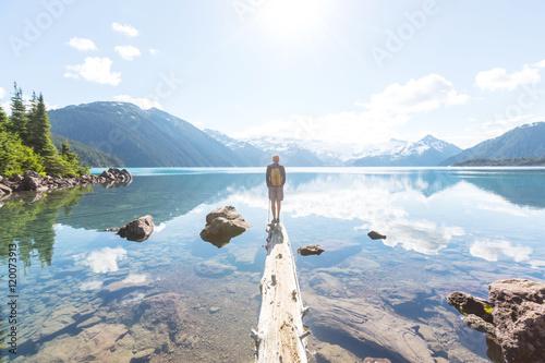 Fotografía  Garibaldi lake