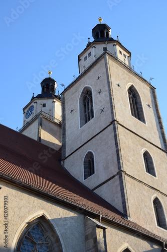 Fotografie, Obraz  Stadtkirche St. Marien