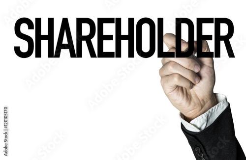 Fotografía  Shareholder